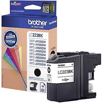 LC223BK noir Original d'encre Brother LC-223BK