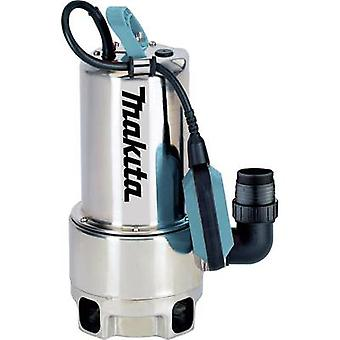 Effluent sump pump incl. PG connector Makita PF1110 15000 l/h