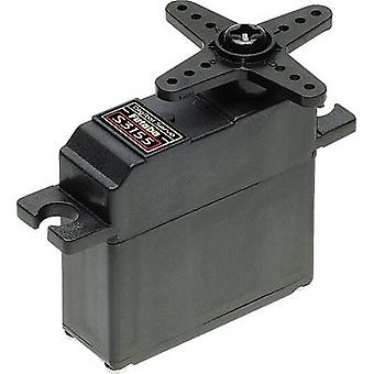 Futaba Mini servo S 3155 Digital servo Gear box material: Part metal Connector system: Futaba