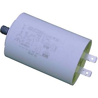 WB40120/A 1 pc(s) MKP motor capacitor Connector clips 12 µF 450 V AC 5 % (Ø x H) 35 mm x 71 mm