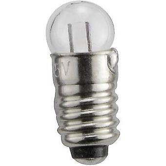 Barthelme 00180321 Dial Lamp 3.5 V 0.7 W 200 mA Base=E5.5 Clear