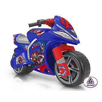 Marvel Avengers Ride On Kids Motorbike 6 Volt Battery Injusa