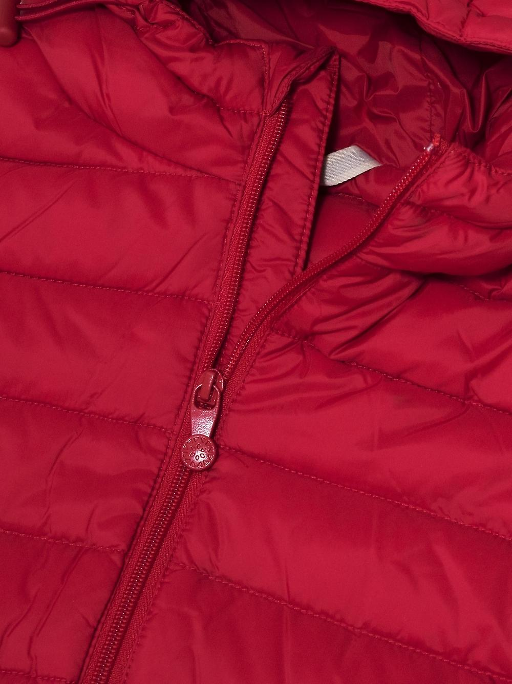 Pyrenex Kids Pyrenex Kids Red Carron Bubble Jacket