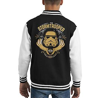 Opprinnelige Stormtrooper Pub og Inn barneklubb Varsity jakke