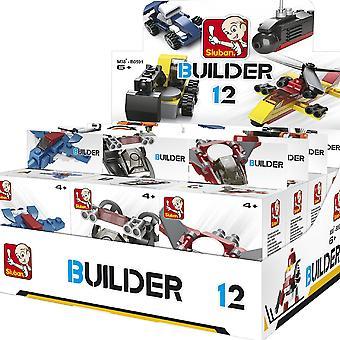 Sluban Builder 12 8 pièces