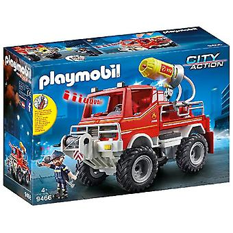 PLAYMOBIL Brandweerterreinw 9466.