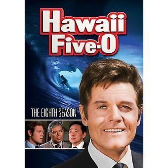 Hawaii Five O: Eighth Season [DVD] USA import