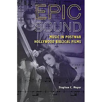 壮大なサウンド - スティーブン c. m 戦後ハリウッド聖書映画音楽
