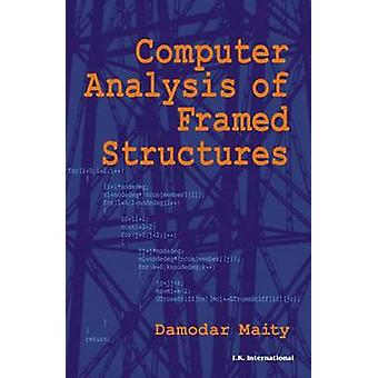 Computer Analysis of Framed Structures by Damodar Maity - 97881898661