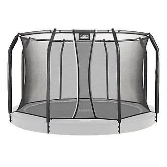 Salta Royal Base Ground trampoline met veiligheidsnet - ⌀366 cm