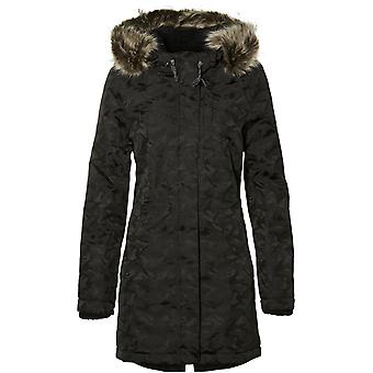 ONeill Black Out Frontier Parka Womens Jacket