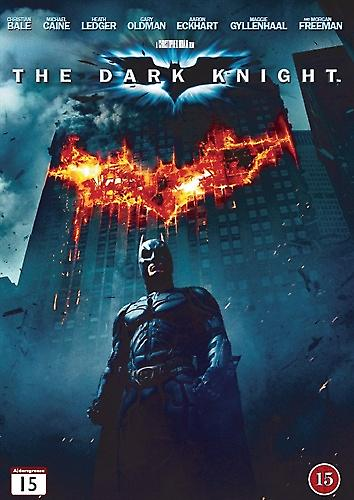 Batman-The Dark Knight (Dark Knight) (två-disc serieadaptionen) (DVD)