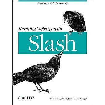 Kör Weblogs med Slash