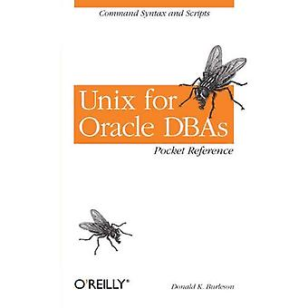 UNIX voor Oracle DBA Pocket Reference