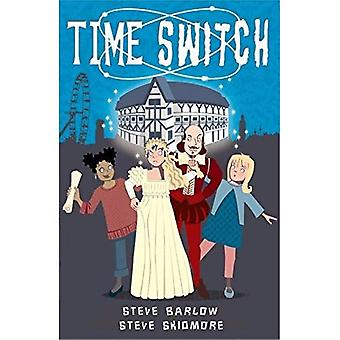 Time Switch (White Wolves: Playscripts)