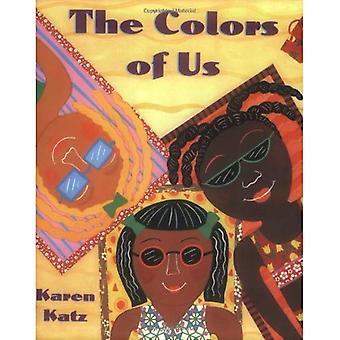 Les couleurs nous