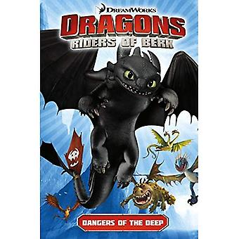 DreamWorks' Dragons Volume 2: Dangers of the Deep (How to Train Your Dragon TV)