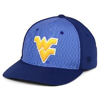 West Virginia Mountaineers NCAA TOW Mist Adjustable Snapback Hat