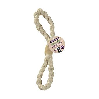 Companion Natural Eco-Friends Rope Dog Toy