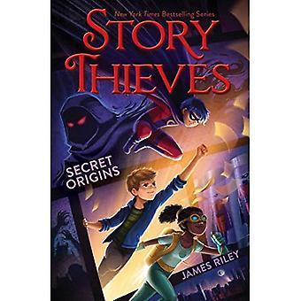 Orígenes secretos (ladrones de la historia)