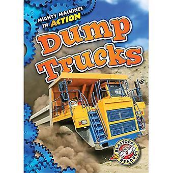 Dump Trucks (Mighty Machines in Action)