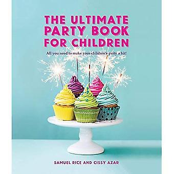 De ultieme Party boek voor kinderen