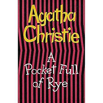 Een Pocket Full of Rye (Marple Facsimile uitgave)