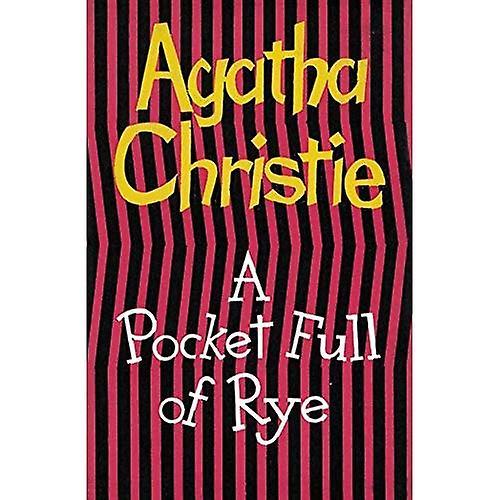 A Pocket Full of Rye (Marple Facsimile Edition)