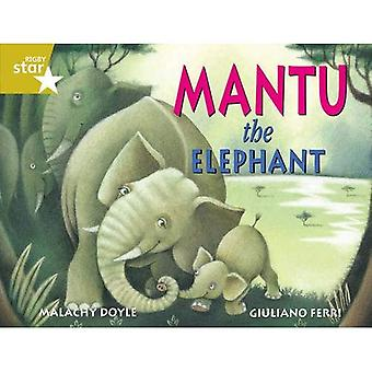 MANTU THE ELEPHANT