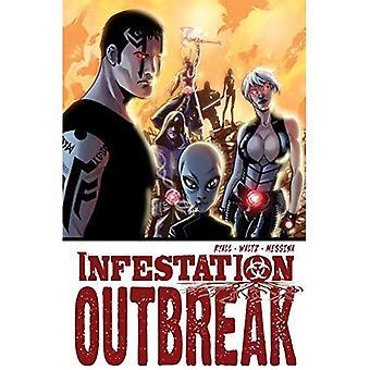Infestation: éclosion