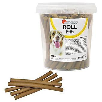 Nayeco Chicken Roll bars for dogs 500 gr. (Dogs , Treats , Sticks)