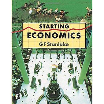 Starta nationalekonomi