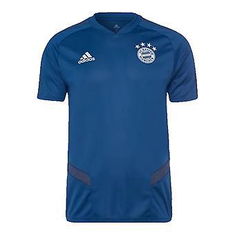 2019-2020 Bayern Munich Adidas Training Shirt (Night Marine) - Kids