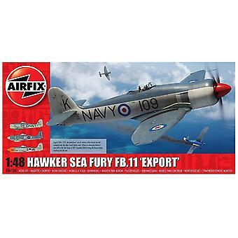 Airfix A06106 zee Hawker Fury FB.II exporteren editie 1:48 schaal