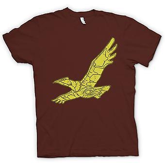 Mens T-shirt - Mysterious Cities Of Gold - Golden Condor