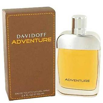 Davidoff Adventure By Davidoff Eau De Toilette Spray 3.4 Oz (men) V728-450272