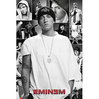 Eminem-Collage Poster Maxi 61x91.5cm