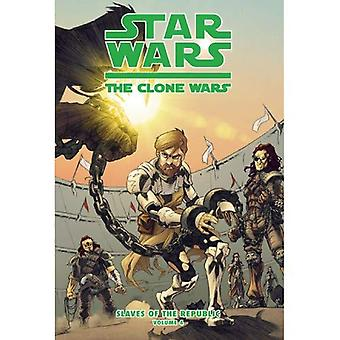 Star Wars the Clone Wars: Slaves of the Republic, Volume 4: Auction of a Million Souls Star Wars the Clone Wars: Slaves of the Republic, Volume 4: Auction of a Million Souls Star Wars the Clone Wars: Slaves of the Republic, Volume 4: Auction of a Million Souls Star Wars
