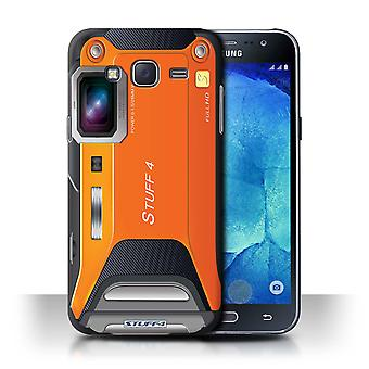STUFF4 Case/Cover for Samsung Galaxy J5/J500/Sports/Camera