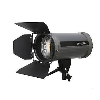 BRESSER SV-1500A Fresnel LED zweifarbig + DMX + Motorkühlung