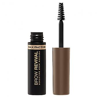 Max Factor Brow Revival Densifying Eyebrow Gel with Oils and Fibres 002 Soft Brown