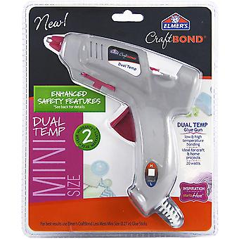 Elmer CraftBond(R) Dual-Temp Mini Glue Gun - E6049