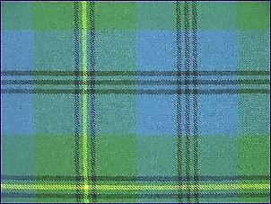 Johnstone, Antique - Pure tartan de laine