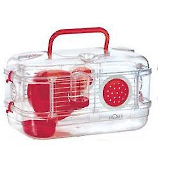 Rody Rody Lounge Mini Red (small mammals, Hamsters, cages and cage parks)