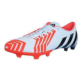 adidas Football Boots Predator Instinct FG Mens Cleats - White