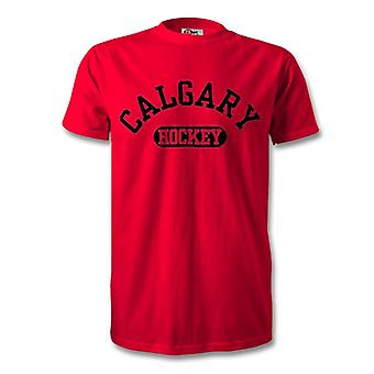 Calgary Hockey T-Shirt