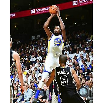 Kevin Durant 2016-17 Action Photo Print