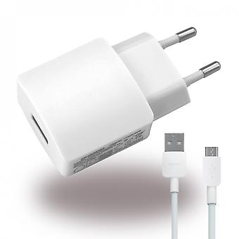 Huawei HW-050200E3W adapter 2A charger white, USB-C charger for mate 9