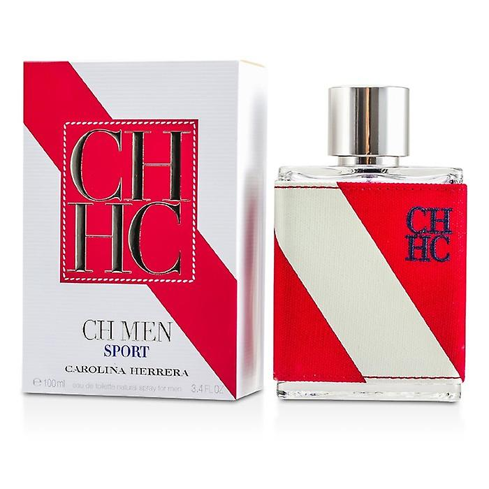 Carolina Herrera CH Sport Eau De Toilette Spray 100ml/3.4oz