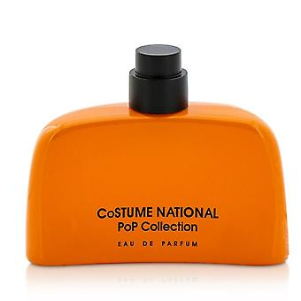 Costume National Pop Collection Eau De Parfum Spray - Orange Bottle (Unboxed) 50ml/1.7oz